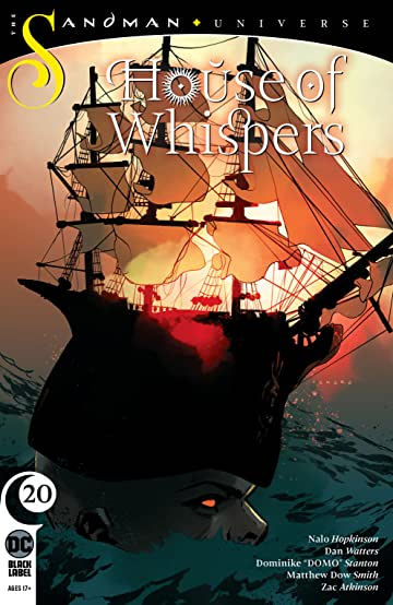 House of Whispers (2018-) #20