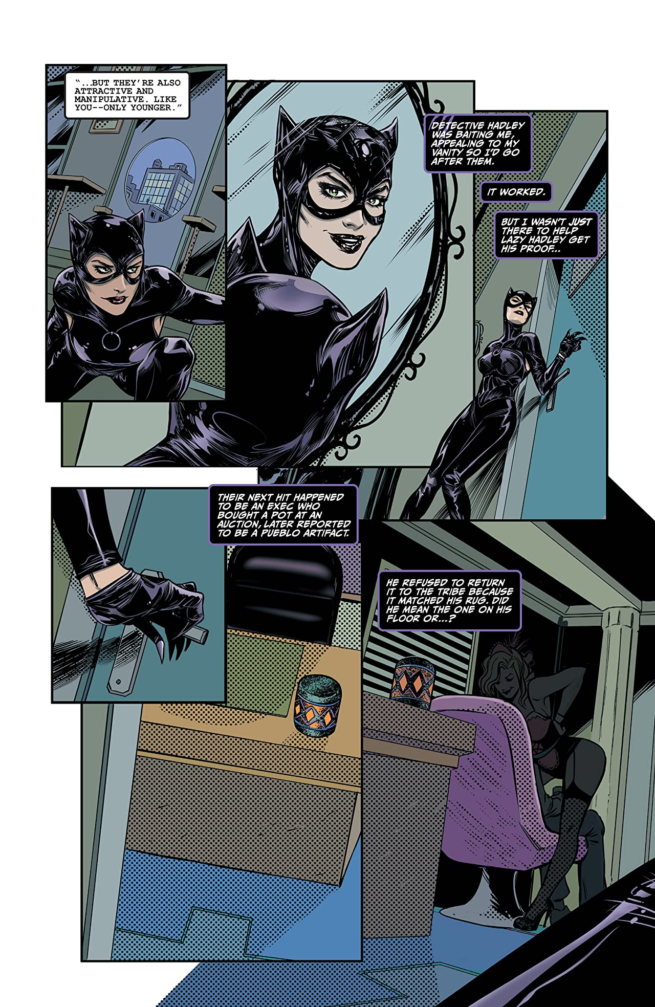 Catwoman (2018-) #22