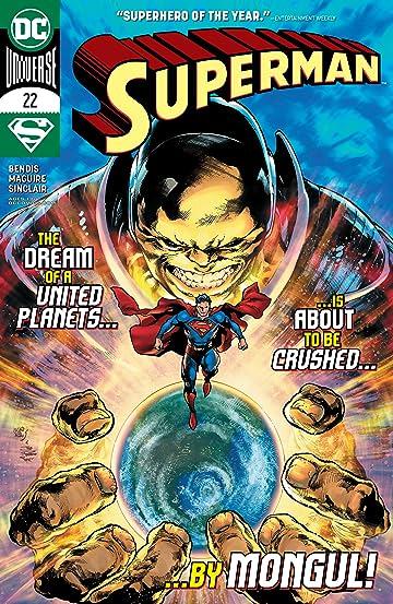 Superman (2018-) #22