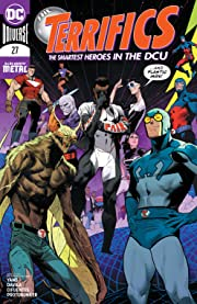 The Terrifics (2018-) #27