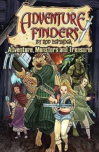 Adventure Finders Vol. 3: Adventure, Monsters and Treasure!