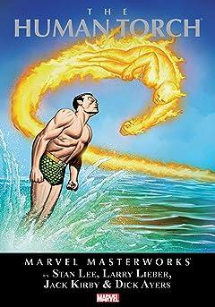 Human Torch Masterworks Vol. 1