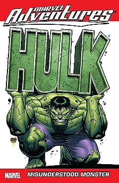 Marvel Adventures Hulk Vol. 1: Misunderstood Monster