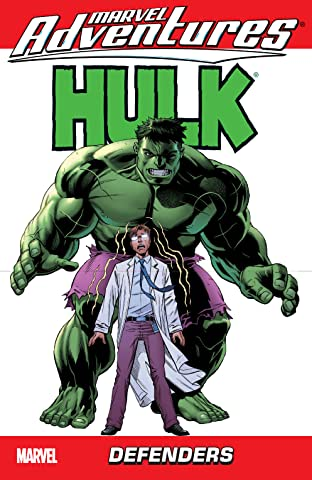 Marvel Adventures Hulk Vol. 2: Defenders