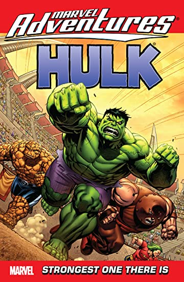 Marvel Adventures Hulk Vol. 3: Strongest One There Is