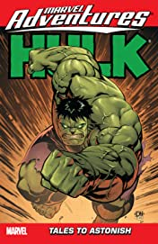 Marvel Adventures Hulk Tome 4: Tales To Astonish