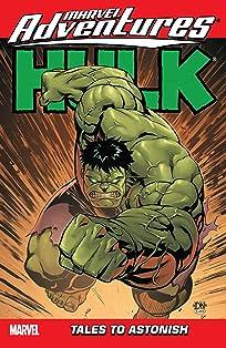 Marvel Adventures Hulk Vol. 4: Tales To Astonish