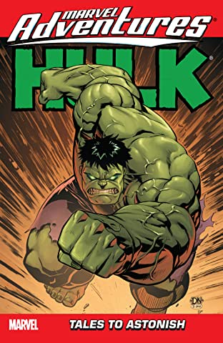 Marvel Adventures Hulk Vol. 4: Tales To Astonish