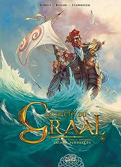 La Quête du graal Vol. 1: Arthur Pendragon
