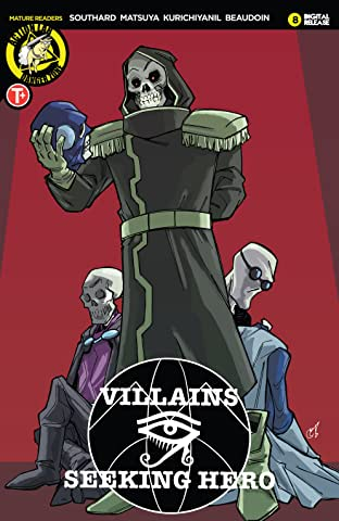 Villains Seeking Hero #8