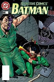 Detective Comics (1937-2011) #698