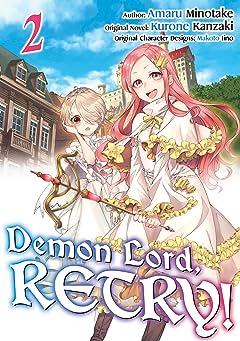 Demon Lord, Retry! Vol. 2