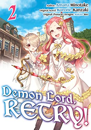 Demon Lord, Retry! Tome 2