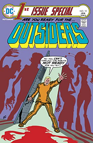 1st Issue Special (1975-1976) #10