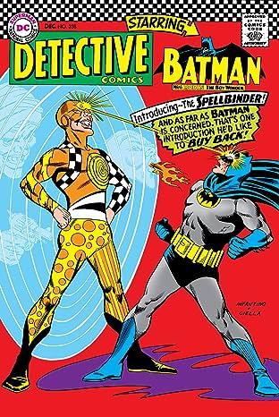 Detective Comics (1937-2011) #358