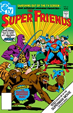 Super Friends (1976-1981) #6