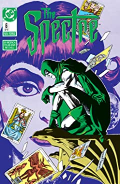 The Spectre (1987-1989) #6