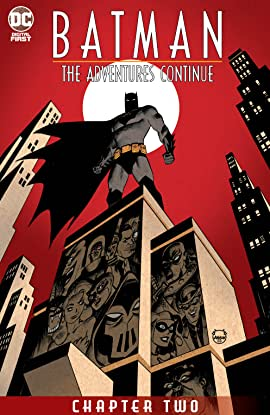 Batman: The Adventures Continue (2020-) #2