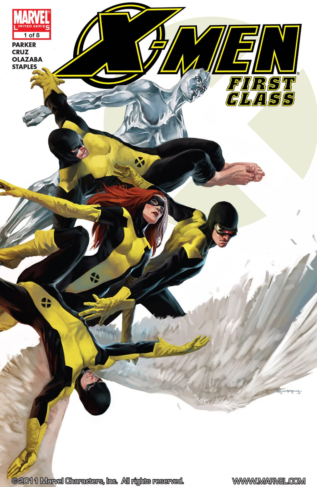 X-Men: First Class #1 (of 8)