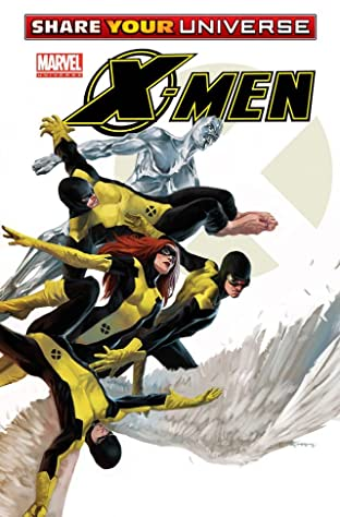 Share Your Universe X-Men