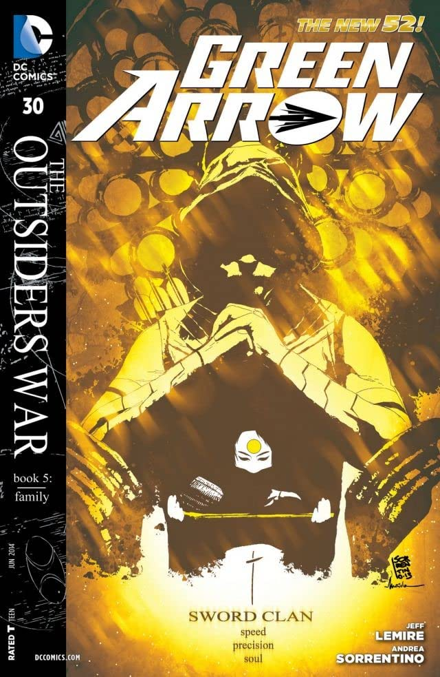 Green Arrow (2011-) #30