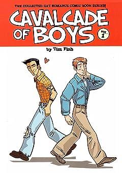 Cavalcade of Boys Volume 1