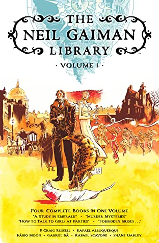 Neil Gaiman Library Vol. 1