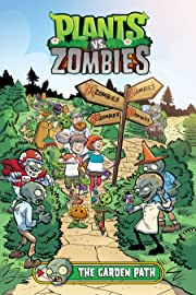 Plants vs. Zombies Vol. 16: The Garden Path