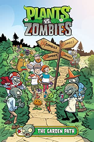 Plants vs. Zombies Tome 16: The Garden Path
