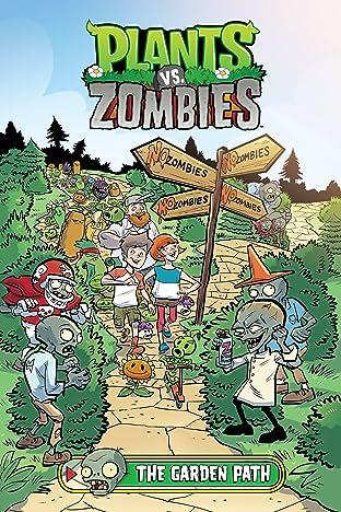 Plants vs. Zombies Vol. 16: The Garden Path