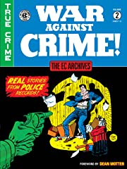 The EC Archives: War Against Crime Vol. 2
