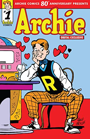 Archie Comics 80th Anniversary Presents Archie