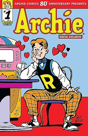 Archie Comics 80th Anniversary Presents Archie Vol. 1