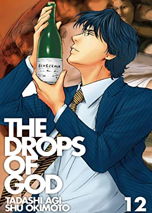 Drops of God (comiXology Originals) Tome 12