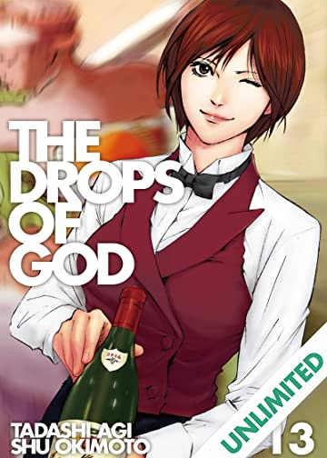 Drops of God (comiXology Originals) Vol. 13