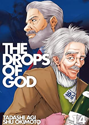 Drops of God (comiXology Originals) Tome 14