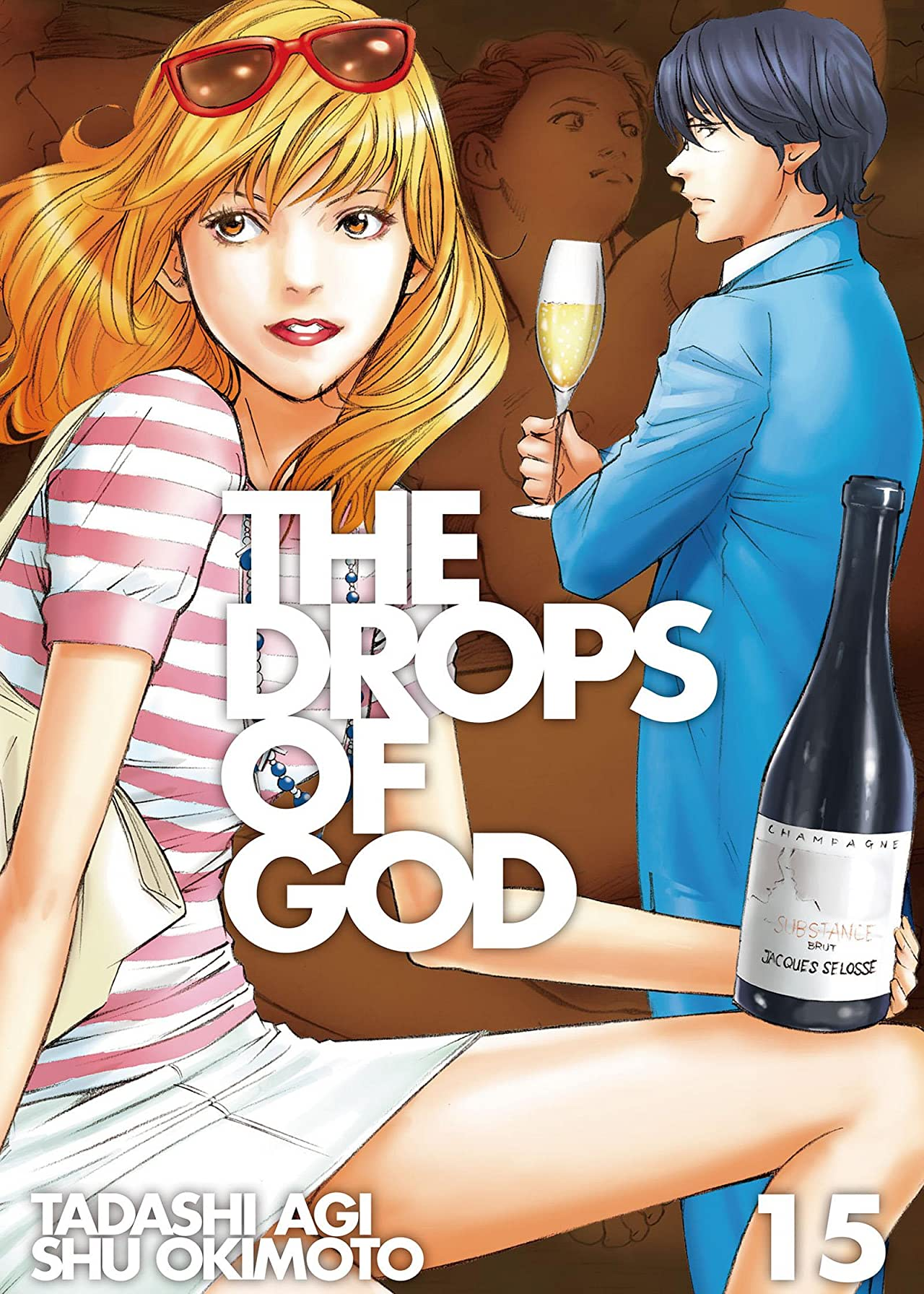 Drops of God (comiXology Originals) Vol. 15