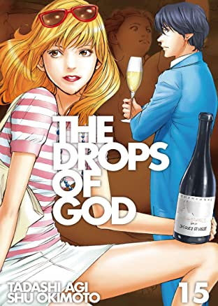 Drops of God (comiXology Originals) Tome 15
