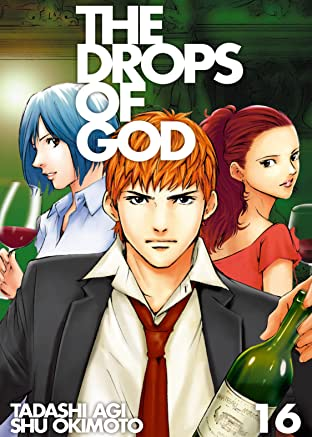 Drops of God (comiXology Originals) Tome 16