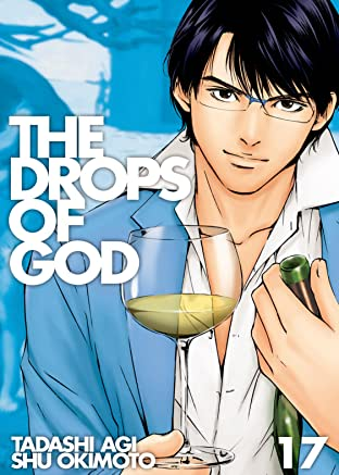 Drops of God (comiXology Originals) Tome 17