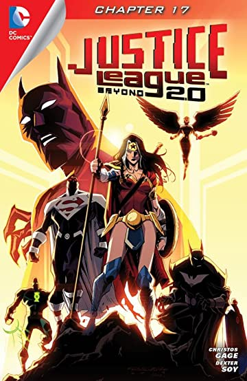 Justice League Beyond 2.0 (2013-2014) #17