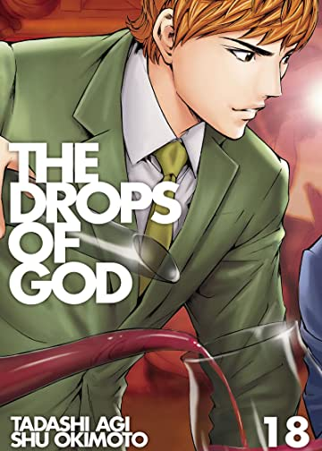 Drops of God (comiXology Originals) Tome 18