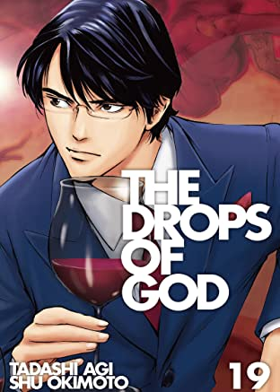 Drops of God (comiXology Originals) Tome 19