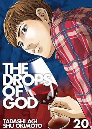 Drops of God (comiXology Originals) Tome 20