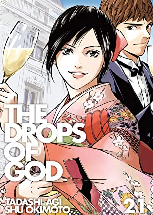 Drops of God (comiXology Originals) Tome 21