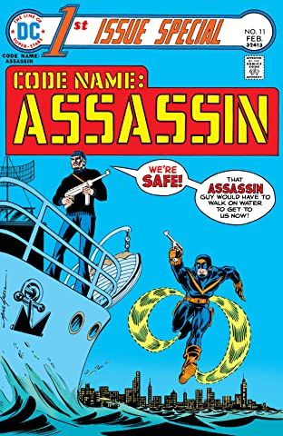 1st Issue Special (1975-1976) #11