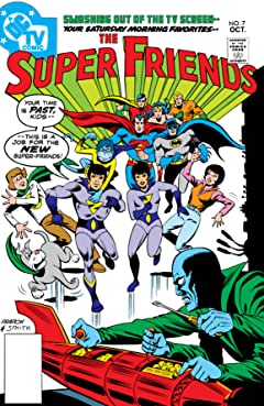Super Friends (1976-1981) #7