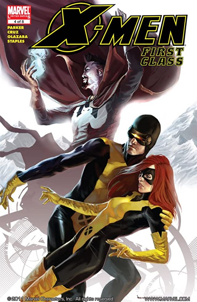 X-Men: First Class #4