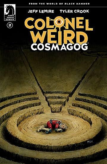 Colonel Weird: Cosmagog No.2