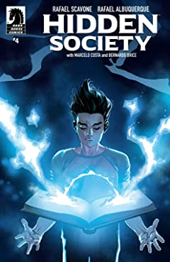 Hidden Society #4